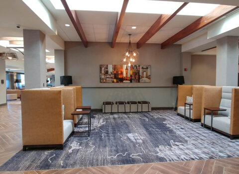 Hilton Renovation – Northern KY
