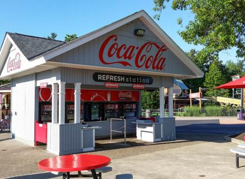 Kings Island – Coke Refresh