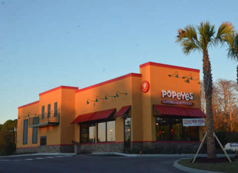 Popeyes – Various Locations